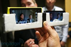 lumia920 vs iphone 5 grabacion de video