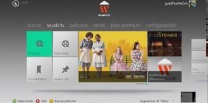 Wuaki.tv en Xbox