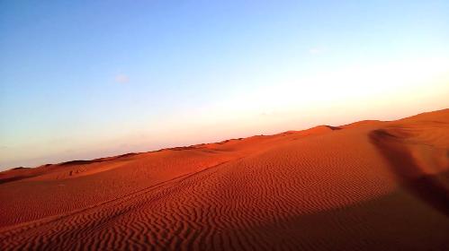video lumia 920 en el desierto