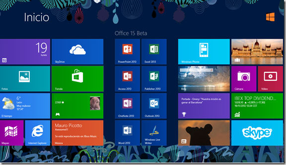 Office 15 beta
