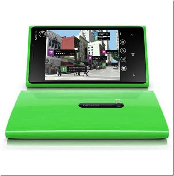 Lumia 920 verde