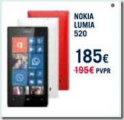 Lumia 520 promocion en Phone House
