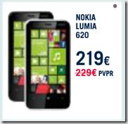 lumia 620 promocion en Phone House