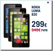 lumia 820 promocion en Phone House