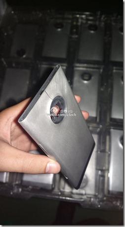 producion de Nokia EOS aluminio