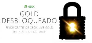 fin de semana gratis live gold sml