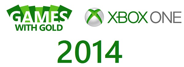 Games With Gold XONE 2014