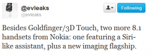 datos Nokia WP 8.1