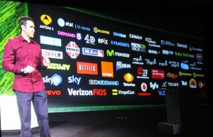 xbox One streaming services