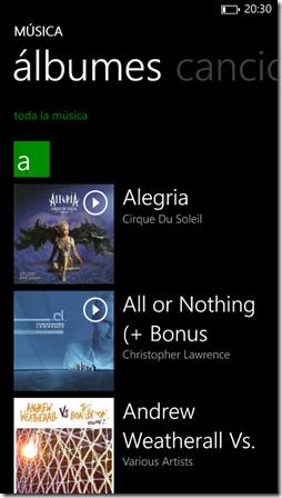 Xbox Music WP (4)