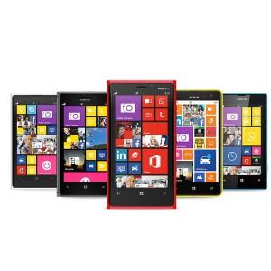 Lumia WP 8 terminales