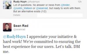 Tinder y Hyun