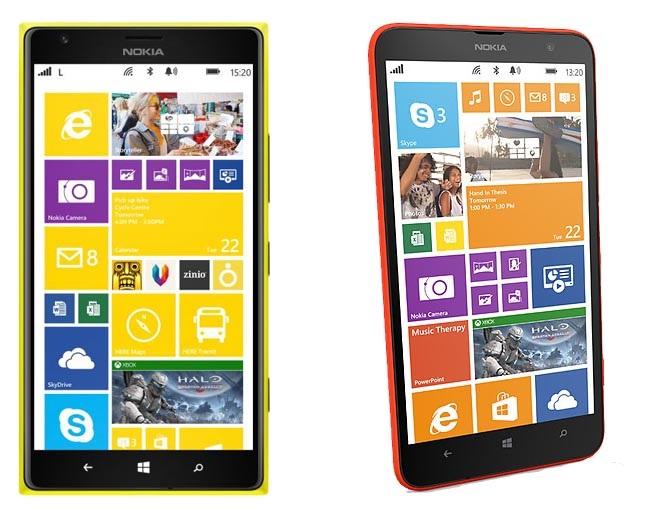 Lumia 1520 y 1320_2