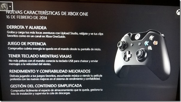 Xbox ONE actualizcion (5)