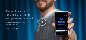 Cortana oficial