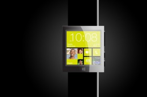 smartwatch windows concept