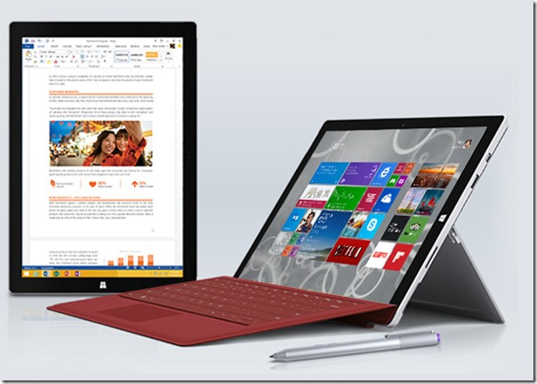 surface PRO 3 06