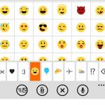 Pequeños trucos: Relacionar emoticonos y palabras.