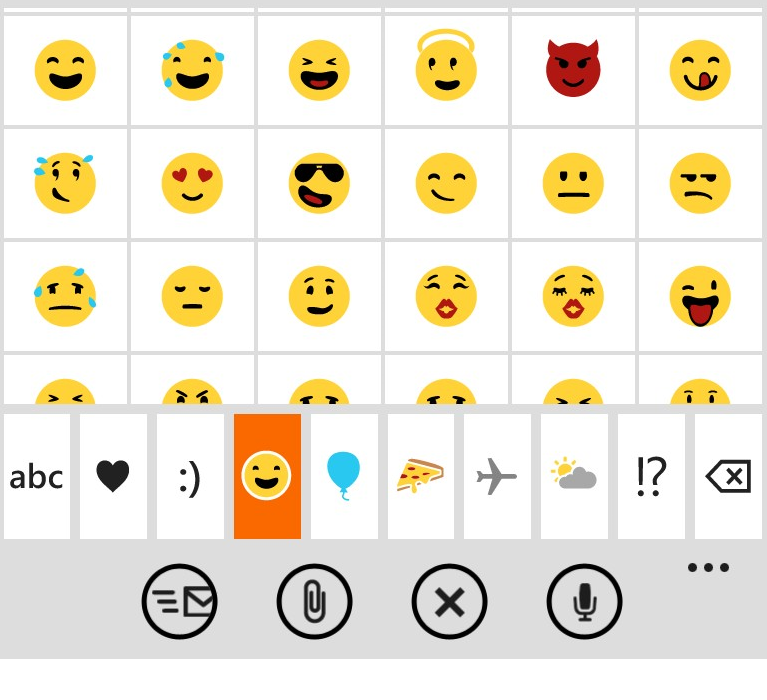 Emoticonos WP