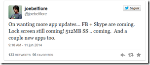facebook skype update