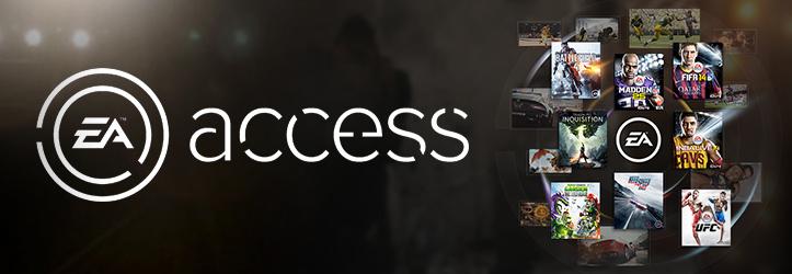 EA XBOX ACCESS