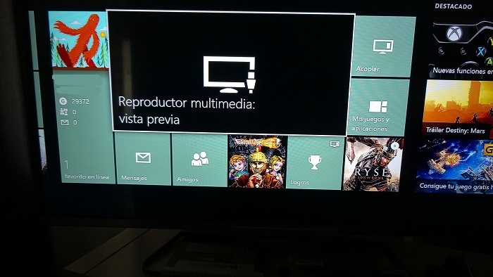 xbox ONE media player_04
