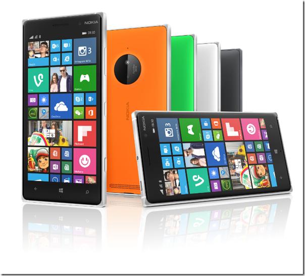 lumia 830 oficial