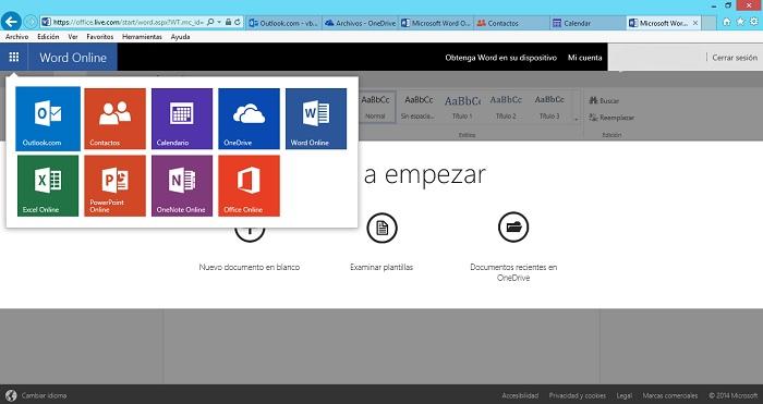 Servicios Cloud Microsoft