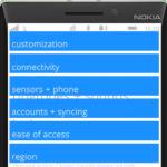 Windows Phone 10 organizara por categorìas la configuraciòn