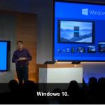 Conferencia Windows 10: Windows Holographics, universal apps, Xbox app, Surface HUB y mas