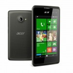 ACER presenta un Smartphone Windows Phone antes del MWC
