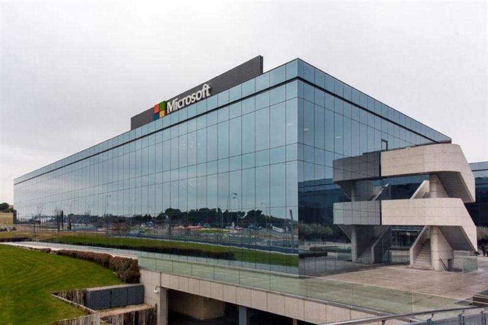 Edificio-de-Microsoft-Espana